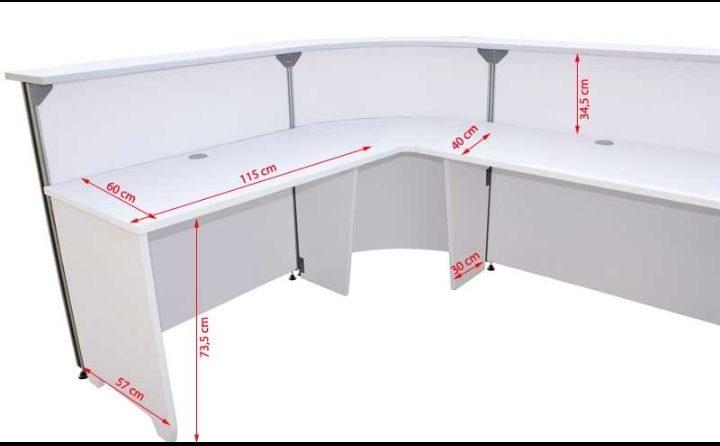 Receptie Birou Office397cm X 75cm X 1145cm Mobilier