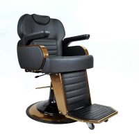 Scaun frizerie / barber chair ALPEDA BOSS COPPER BA