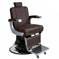 Scaun frizerie / barber chair ALPEDA ARES MAN AE electric
