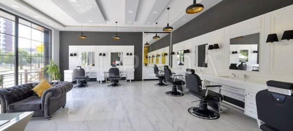 Salon frizerie