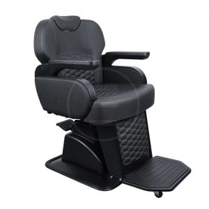 Scaun frizerie / barber chair ALPEDA Boss Black Edition