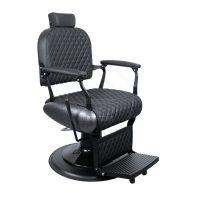 Scaun frizerie / barber chair Alpeda Leo Black Edition BA